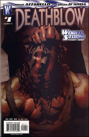 Deathblow (2006) 1-A by WildStorm