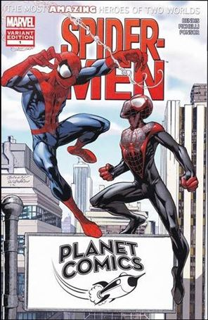 Spider-Men 1-MP