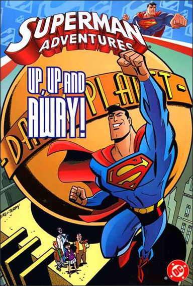 Superman Adventures 1-A by DC