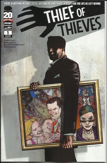 Thief of Thieves 1-A by Skybound Entertainment