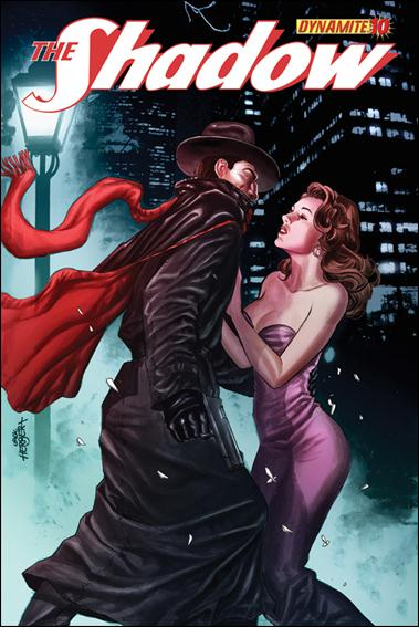 Shadow (2012) 10-B by Dynamite Entertainment