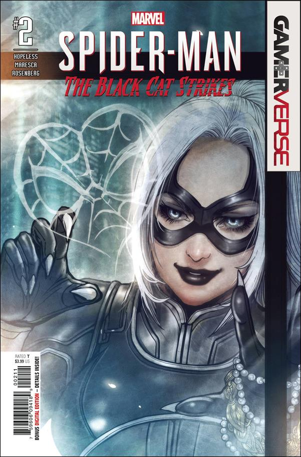 Gamerverse Spider-Man: The Black Cat Strikes 2-A by Marvel
