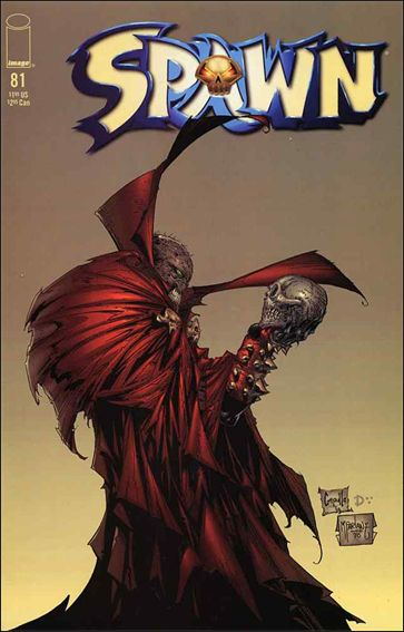 Spawn 81-A by Image