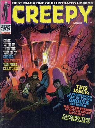 Creepy 22-A