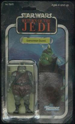 "Star Wars 3 3/4"" Basic Action Figures (Vintage) Gamorrean Guard (RotJ) by Kenner"