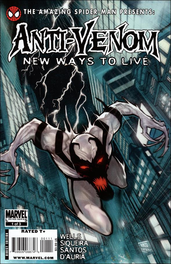 Amazing Spider-Man Presents: Anti-Venom - New Ways to Live 1-A by Marvel