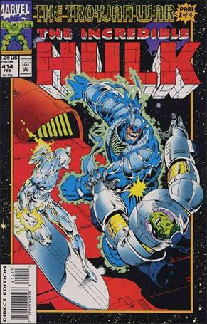 Incredible Hulk (1968) 414-A