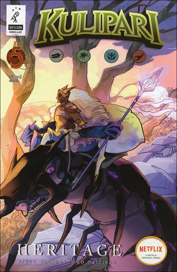 Kulipari:  Heritage 3-A by Red 5 Comics