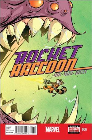 Rocket Raccoon (2014) 6-A
