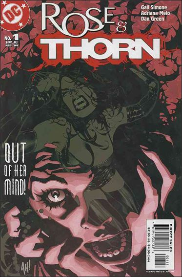Rose & Thorn 1-A by DC