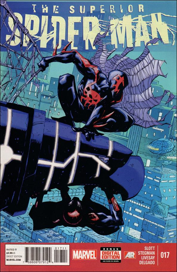 Superior Spider-Man 17-A by Marvel