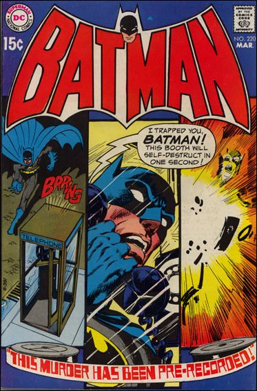 Batman (1940) 220-A by DC