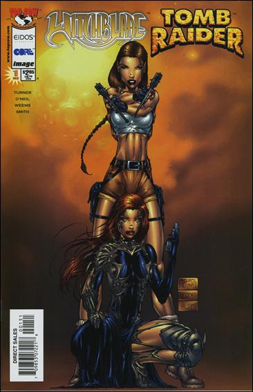 Witchblade/Tomb Raider 1-C by Top Cow