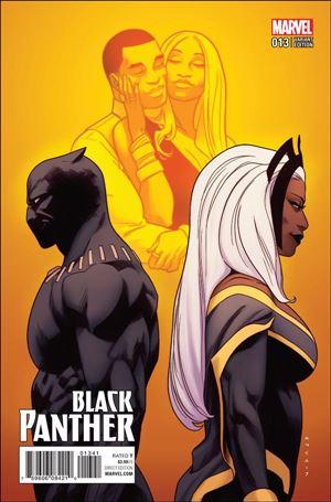 Black Panther (2016) 13-D