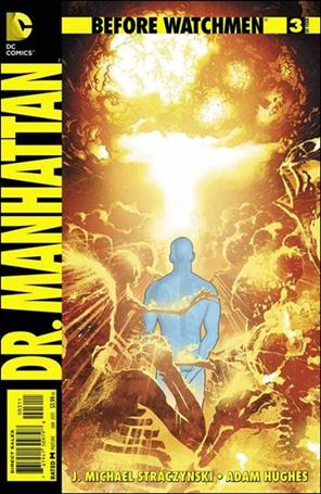 Before Watchmen: Dr. Manhattan 3-A