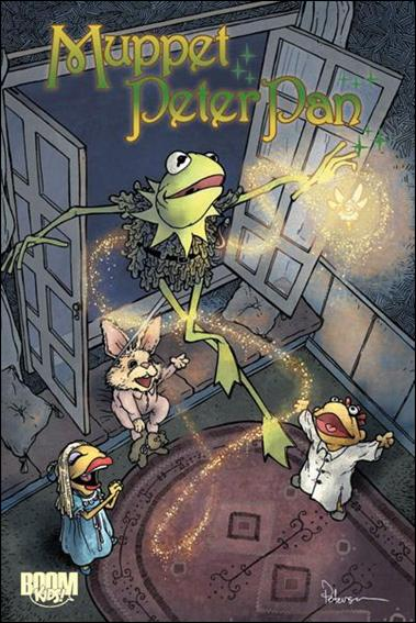 Muppet Peter Pan 1-A by Boom! Kids