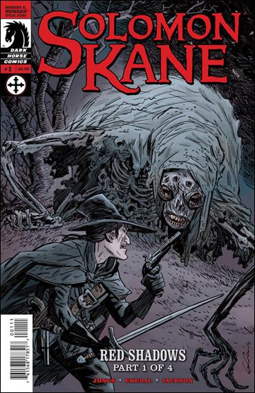 Solomon Kane: Red Shadows 1-A by Dark Horse