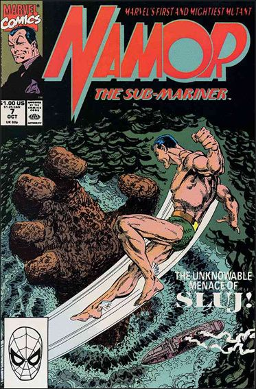 Namor, The Sub-Mariner 7-A by Marvel