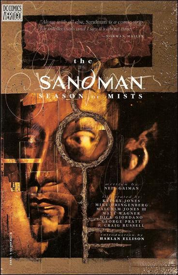 Sandman 4-E by Vertigo