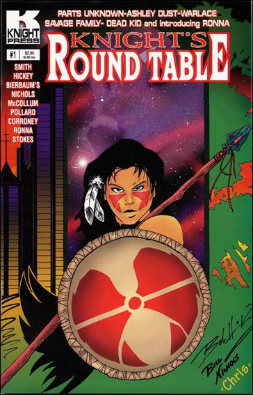 Knight's Round Table 1-B by Knight Press