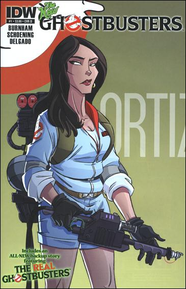 Ghostbusters (2013) 1-D by IDW