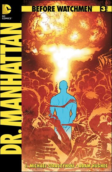 Before Watchmen: Dr. Manhattan 3-C by DC