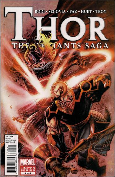 Thor: The Deviants Saga 4-A by Marvel