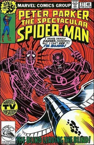 Spectacular Spider-Man (1976) 27-C by Marvel