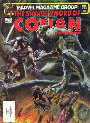 Savage Sword of Conan (1974) 86-A