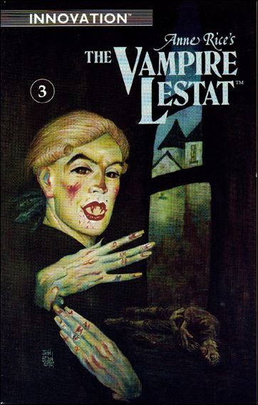 Anne Rice's the Vampire Lestat 3-A by Innovation