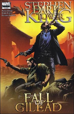 Dark Tower: The Fall of Gilead 4-A