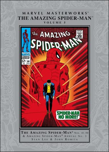 Marvel Masterworks: The Amazing Spider-Man 5-C by Marvel