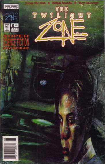 Twilight Zone (1991) 8-A by Now Comics