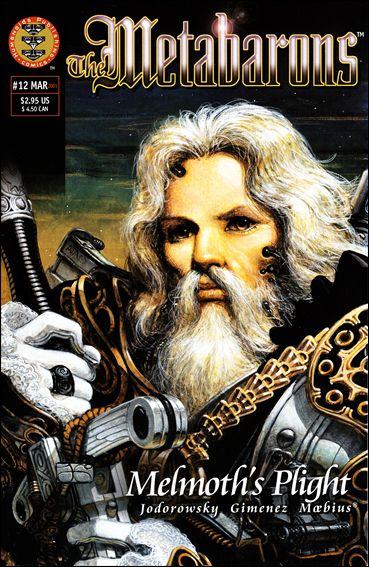 Metabarons 12-A by Humanoids
