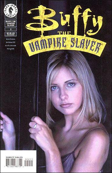 Buffy the Vampire Slayer 2-B by Dark Horse