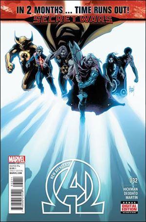 New Avengers (2013) 32-A