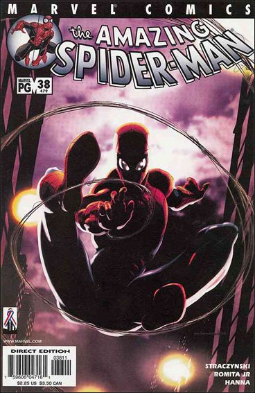 Amazing Spider-Man (1999) 38-A by Marvel