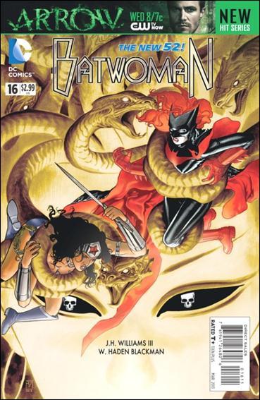 Batwoman 16-A by DC