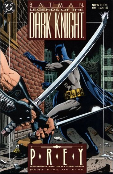 Batman: Legends of the Dark Knight 15-A by DC