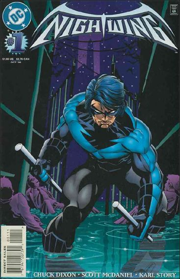 Nightwing (1996) 1-A by DC