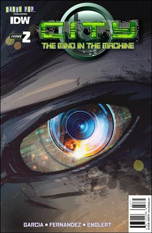 City: The Mind In The Machine 2-A