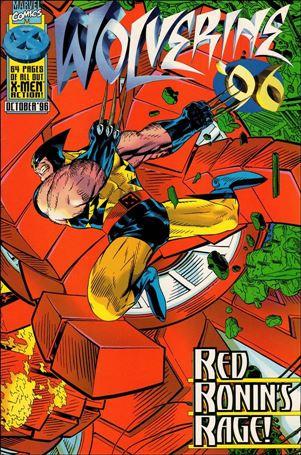 Wolverine Annual 1996-A