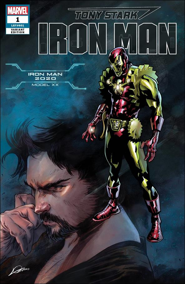 Tony Stark: Iron Man 1-BI by Marvel