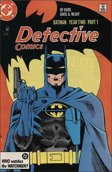 Detective Comics (1937) 575-A by DC