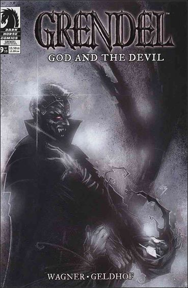 Grendel: God and the Devil 9-A by Dark Horse