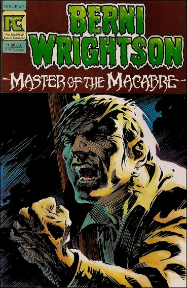 Berni Wrightson: Master of the Macabre 2-A by Pacific