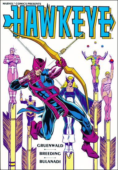 Hawkeye (1988) nn-A by Marvel
