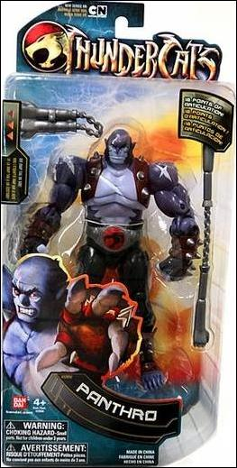 "ThunderCats (2011) 6"" Series Panthro by Bandai"