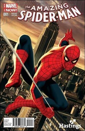 Amazing Spider-Man (2014) 1-PP