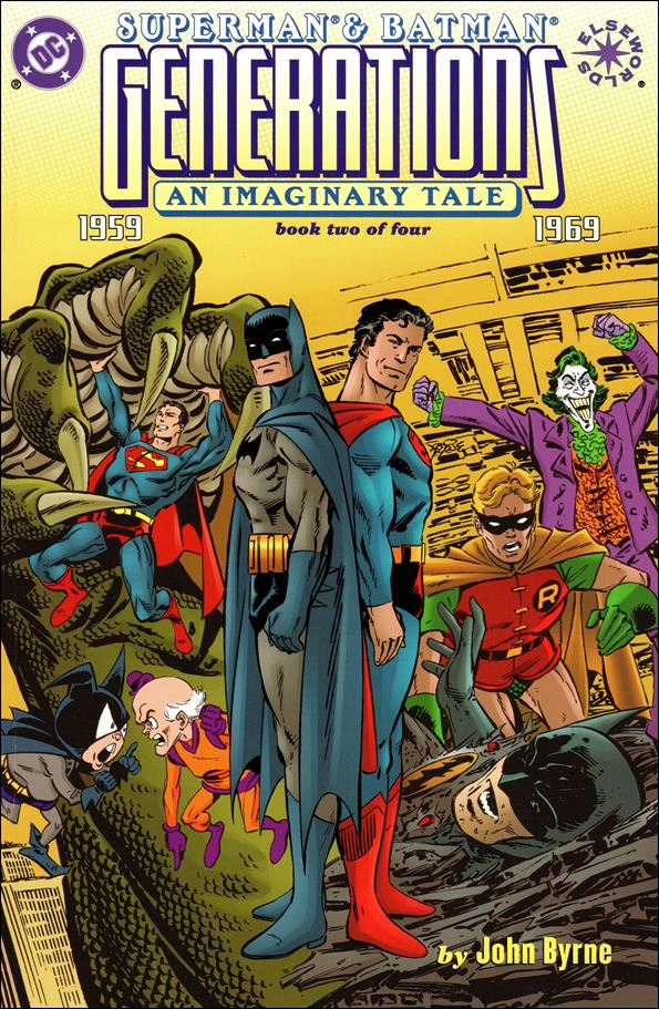 Superman & Batman: Generations 2-A by DC